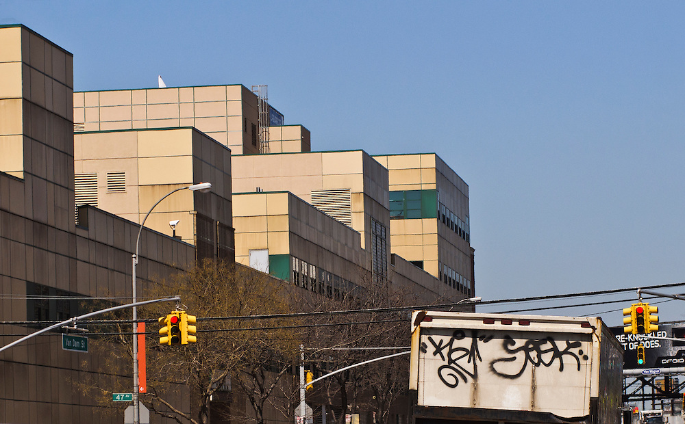 LaGuardia Community College.Long Island City, New York City, New York, Queens