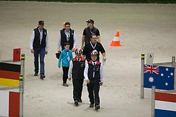 Ulrich Werner, (SUI), Cardijuweel du Premo, de Caprio von Buchma<br /> Concours Hippique International de Genève 2014<br /> © Hippo Foto - Dirk Caremans
