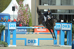 Hirota Ryuma, (JPN), Nic Of Time<br /> CSI4* Qualifikation DKB-Riders<br /> Horses & Dreams meets Denmark - Hagen 2016<br /> © Hippo Foto - Stefan Lafrentz