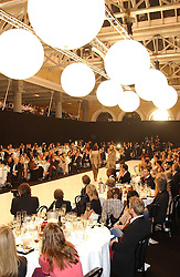 VIEW at the Moet & Chandon Fashion Tribute 2005 to Matthew Williamson, held at Old Billingsgate, City of London on 16th February 2005.<br />