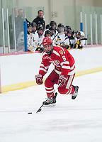 St Paul's School varsity Hockey with Tilton School.     ©2014 Karen Bobotas / for St Paul's School