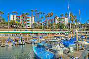 Redondo Beach, CA, Beach City,  Southern California South Bay, King Harbor