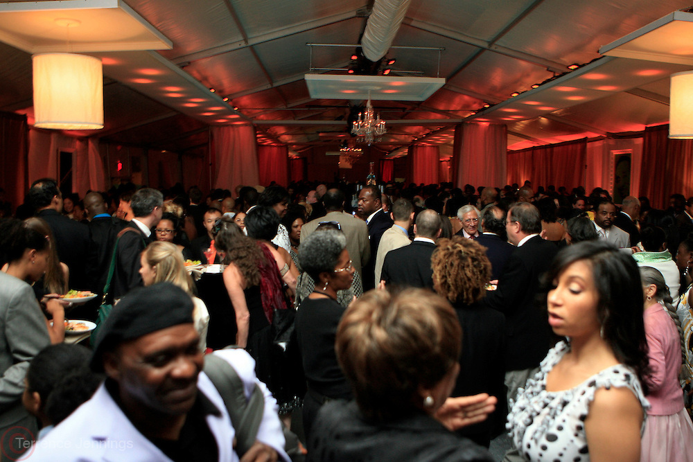 Atmosphere at The Apollo Theater 4th Annual Hall of Fame Induction Ceremony & Gala with production design by In Square Circle Design Concepts, held at The Apollo Theater on June 2, 2008