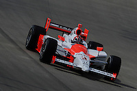 Helio Castroneves, Firestone Indy 200, Nashville Superspeedway, Nashville, TN  USA 7/12/08