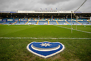 The Fratton Park Pitch before the Sky Bet League 2 match between Portsmouth and Hartlepool United at Fratton Park, Portsmouth, England on 12 December 2015. Photo by Adam Rivers.