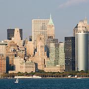 Downtown Manhattan Skyline, October 2007