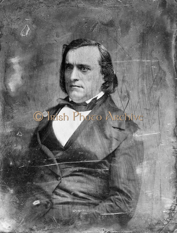 Pierre Soulé (August 31, 1801 – March 26, 1870) was a U.S. politician and diplomat from Louisiana during the mid-19th century