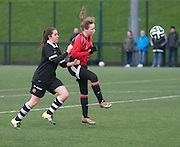 Dundee United Womens' team first ever game against Dundee University Ladies<br /> <br />  - &copy; David Young - www.davidyoungphoto.co.uk - email: davidyoungphoto@gmail.com