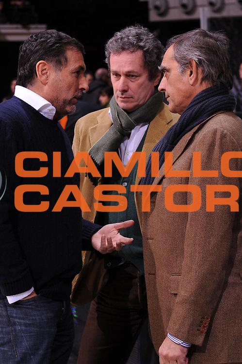 DESCRIZIONE : Bologna Lega A 2010-11 Canadian Solar Virtus Bologna Lottomatica Virtus Roma<br /> GIOCATORE : Claudio Sabatini Claudio Toti<br /> SQUADRA : Canadian Solar Virtus Bologna<br /> EVENTO : Campionato Lega A 2010-2011<br /> GARA : Canadian Solar Virtus Bologna Vanoli Lottomatica Virtus Roma<br /> DATA : 09/01/2011<br /> CATEGORIA : <br /> SPORT : Pallacanestro<br /> AUTORE : Agenzia Ciamillo-Castoria/M.Marchi<br /> Galleria : Lega Basket A 2010-2011<br /> Fotonotizia : Bologna Lega A 2010-11 Canadian Solar Virtus Bologna Lottomatica Virtus Roma <br /> Predefinita :