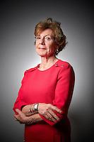 Den Haag, 23 maart 2016 - Portret Neelie Kroes ambassadeur voor StartUp Delta.<br /> Foto: Phil Nijhuis