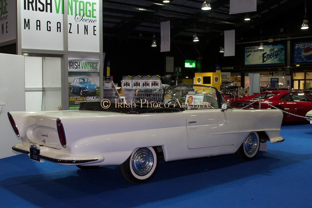 RIAC Classic Car Show 2013, RDS,<br /> Shamrock car