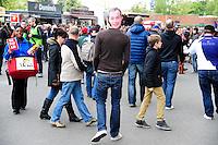 Nigel FARAGE - 02.05.2015 - Clermont / Toulon - Finale European Champions Cup -Twickenham<br />Photo : Dave Winter / Icon Sport