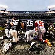 XXXXX during the NFL regular season game against the Kansas City Chiefs and the Oakland Raiders on Sunday, Dec. 6, 2015 in Oakland, Calif. (Ric Tapia/NFL)