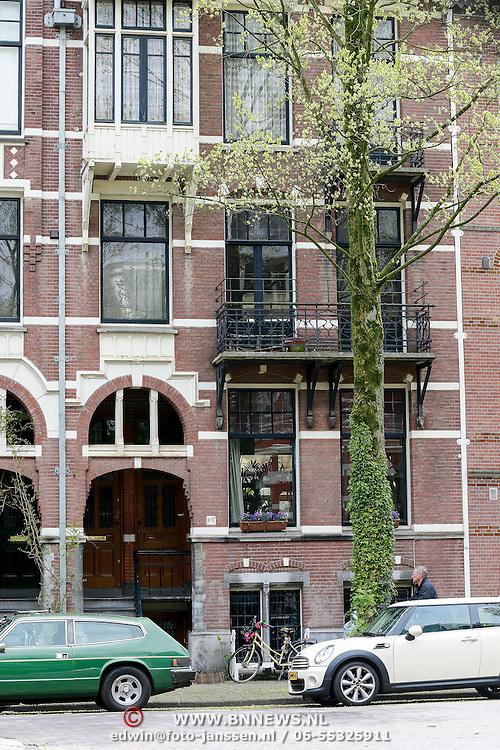 NLD/Amsterdam/20130515 - Woning acteur Jeroen Krabbe Amsterdam