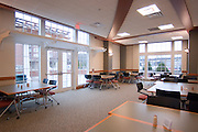 New Baker Center Interior Shots/students