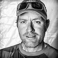 Tony Rae, Helmsman/Trimmer, CAMPER with Emirates Team New Zealand.