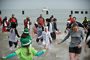 Special Olympics Polar Plunge at North Avenue Beach in Chicago Sunday, March 5, 2017. Photo by Rob Hart
