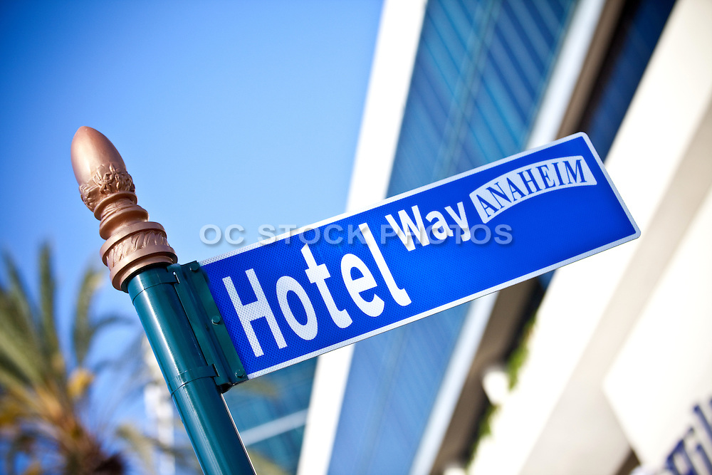 Hotel Way Anaheim, Orange County