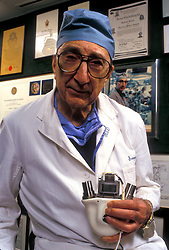 Stock photo of Dr. Michael DeBakey