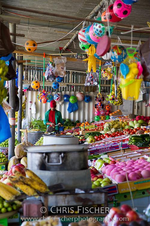 Friday Market, Musafi, UAE.