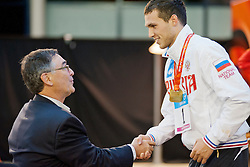 TARASOV Denis RUS at 2015 IPC Swimming World Championships -  Men's 50m Freestyle S8