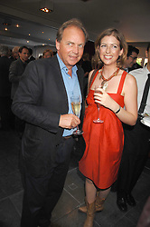 PATRICK RYCART and his daughter MARIELLA RYCART at a party to celebrate the publication of Nain Attallah's book'Fulfilment & Betrayal' held at The Bluebird, King's Road, London on 1st May 2007.<br /><br />NON EXCLUSIVE - WORLD RIGHTS