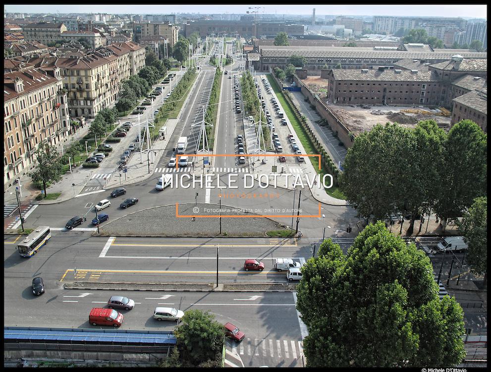 Torino,  il nuovo asse viario della spina centrale