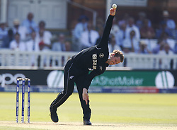 June 29, 2019 - London, United Kingdom - Lockie Ferguson of New Zealand.during ICC Cricket World Cup between New Zealand and Australia at the Lord's Ground on 29 June 2019 in London, England. (Credit Image: © Action Foto Sport/NurPhoto via ZUMA Press)