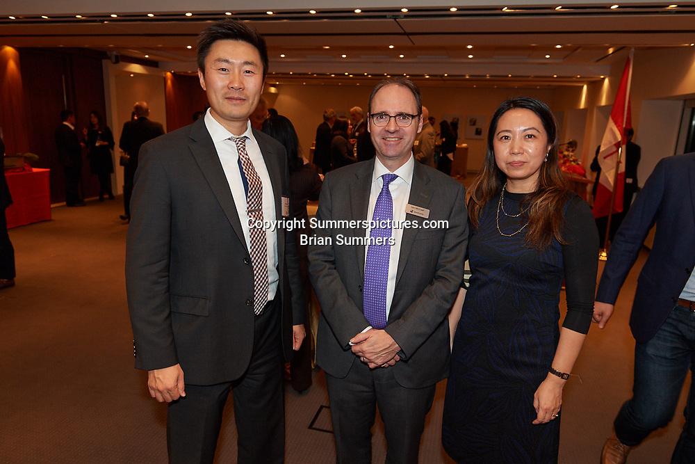 Bennett Jones Nov 28, 2017 Canada China reception
