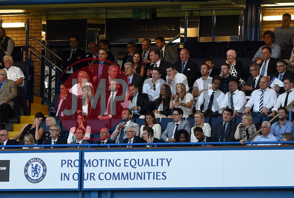 Bristol Rovers board members  - Mandatory by-line: Joe Meredith/JMP - 23/08/2016 - FOOTBALL - Stamford Bridge - London, England - Chelsea v Bristol Rovers - EFL Cup second round