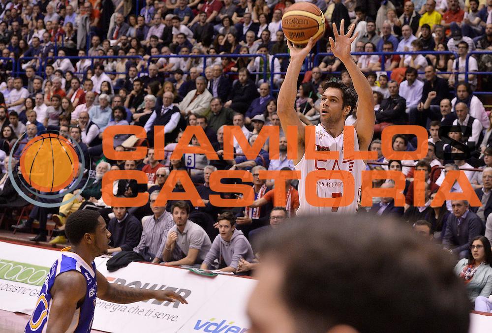 DESCRIZIONE : Milano Lega Basket Serie A 2013-2014 EA7 Emporio Armani Olimpia Milano - Acqua Vitasnella Cantu'<br /> GIOCATORE : Bruno Cerella<br /> CATEGORIA : tiro<br /> SQUADRA : EA7 Emporio Armani Olimpia Milano<br /> EVENTO : Campionato Lega Basket Serie A 2013-2014<br /> GARA : EA7 Emporio Armani Olimpia Milano - Acqua Vitasnella Cantu'<br /> DATA : 06/04/2014 <br /> SPORT : Pallacanestro <br /> AUTORE : Agenzia Ciamillo-Castoria/R.Morgano<br /> Galleria : Lega Basket Serie A 2013-2014