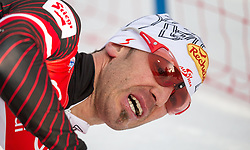 18.01.2014, Casino Arena, Seefeld, AUT, FIS Weltcup Nordische Kombination, Seefeld Triple, Langlauf, im Bild Christoph Bieler (AUT) // Christoph Bieler (AUT) during Cross Country at FIS Nordic Combined World Cup Triple at the Casino Arena in Seefeld, Austria on 2014/01/18. EXPA Pictures © 2014, PhotoCredit: EXPA/ JFK