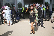 Tracy Rose, Royal Ascot Race Meeting. Wednesday 21 June 2006. ONE TIME USE ONLY - DO NOT ARCHIVE  © Copyright Photograph by Dafydd Jones 66 Stockwell Park Rd. London SW9 0DA Tel 020 7733 0108 www.dafjones.com