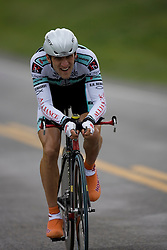 John DeLong (ALL) during stage 1 of the Tour of Virginia.  The Tour of Virginia began with a 4.7 mile individual time trial near Natural Bridge, VA on April 24, 2007. Formerly known as the Tour of Shenandoah, the ToV has gained National Race Calendar (NRC) status for the first time in its five year history.