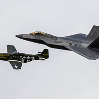 Royal International Air Tattoo at RAF Fairford 2017.