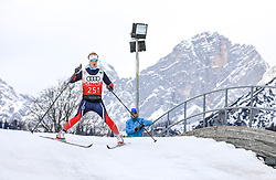 17.03.2017, Ramsau am Dachstein, AUT, Special Olympics 2017, Wintergames, Langlauf, Divisioning 5 km Classic, im Bild Morten Ruud (NOR) // during the Cross Country Divisioning 5 km Classic at the Special Olympics World Winter Games Austria 2017 in Ramsau am Dachstein, Austria on 2017/03/17. EXPA Pictures © 2017, PhotoCredit: EXPA / Martin Huber