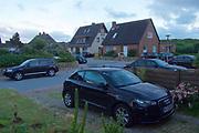Sylt, Germany. Rantum. All black cars.