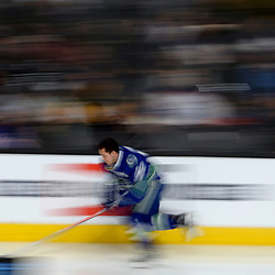 The fastest skater competition during the 2017 NHL All-Star Skills Competition at the Staples Center on Saturday, Jan. 28, 2017 in Los Angeles.