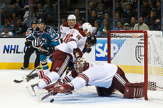 20110924 - Phoenix Coyotes at San Jose Sharks (NHL Hockey)