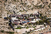 AN AERIAL PHOTOSHOOT AT PEDREGAL OF CABO SAN LUCAS, DONE IN A CESSNA 182, WITH THELEPHOTO LENSES Villa de Los Sueños at Pedregal Cabo San Lucas aerial photography