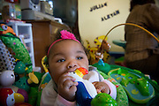 RIVERSIDE,NJ/ 04 APRIL,2013- Images from the Good Counsel Home for single mothers and babies in Riverside, NJ taken on 04 April 2013.