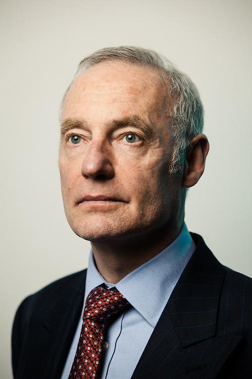 Martin McLachlan of Polaris Insurance, London, 3rd April 2013