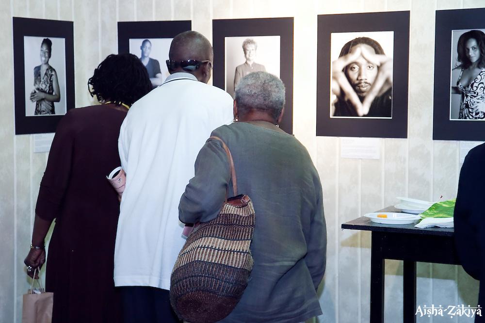 """All ah We: A U.S. Virgin Islands Community Portrait Project"", a collection of photos by journalist Michael Nissman."