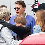 NLD/Zandvoort/20180520 - Jumbo Race dagen 2018, Prinses Laurentien en Prins Constantijn en haar kinderen