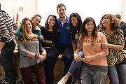 DESCRIZIONE : Ancona raduno nazionale maschile senior - visita scuole<br /> GIOCATORE : Daniele Magro<br /> CATEGORIA : nazionale maschile senior<br /> GARA : Ancona raduno nazionale maschile senior - visita scuole<br /> DATA : 10/02/2014<br /> AUTORE : Agenzia Ciamillo-Castoria