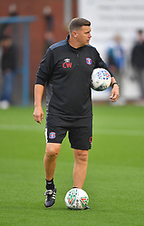 Carlisle United's Joint Assistant Manager Colin West