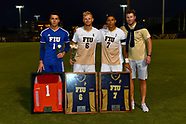 FIU Men's Soccer vs South Carolina (Nov 02 2018)