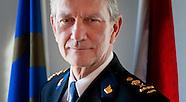korpschef Gerard Bouman van de Nationale Politie geeft een toelichting op zijn vertrek. De 63-jarige