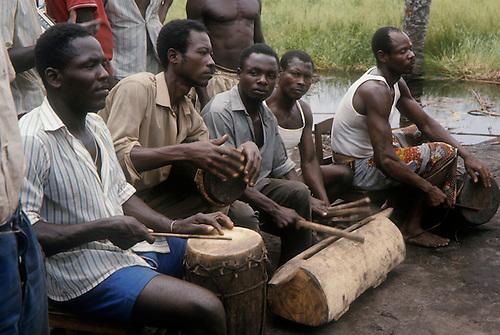 Men from congo