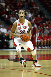 15 March 2007: Tiffany Hudson. The Owls of Rice university visited the Redbirds of Illinois State University at Redbird Arena in Normal Illinois for a round one WNIT game.